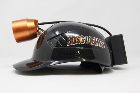 Boss Magnum XL cap light
