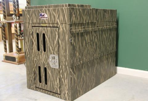Single Camo Gen 2 Dog Box